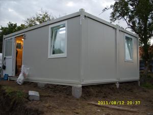 Casa-containere