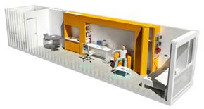 pret containere