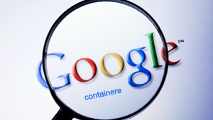 Cauti containere Google