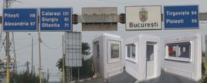 Cabine paza in Bucuresti