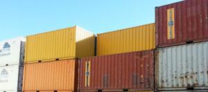 Containere depozitare Constanta Port