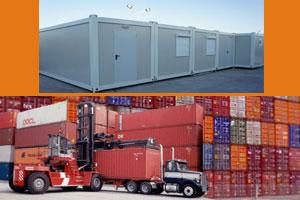 Containere Bucuresti depozit