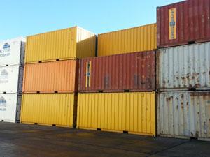 Containere depozitare second
