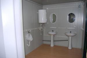 Containere birou grup sanitar