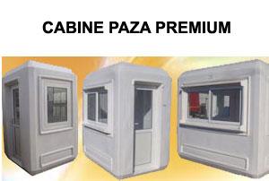 Cabine modulare paza