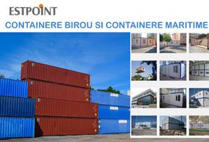 Containere si cabine de paza