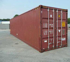 Containere maritime 40 Hc Estpoint