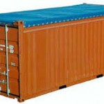 Containere open top