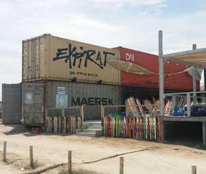 Stiri containere Estpoint