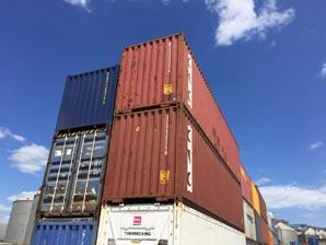 Containere maritime pe stoc la Estpoint