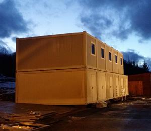 Cumpara cabine paza modulare sau containere !