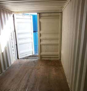 Solutii depozitare in containere