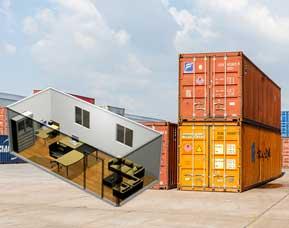 Vanzari containere maritime