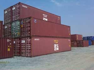 Containere depozitare metalice