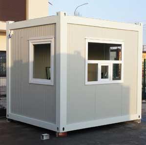 Containere cabine de paza