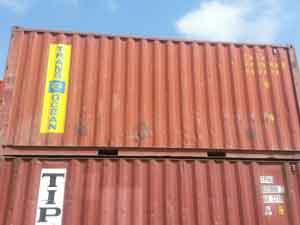 Containere maritime Timisoara