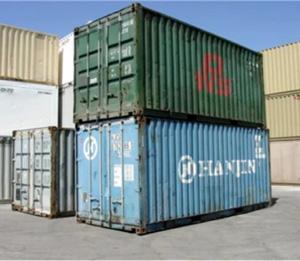 Pret containere maritime second hand Estpoint