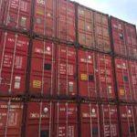 Containere maritime uzate