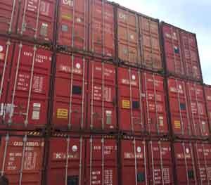 Containere maritime uzate Estpoint